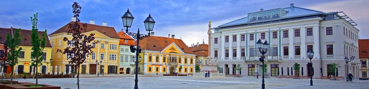 Termálne chvíle v Győri